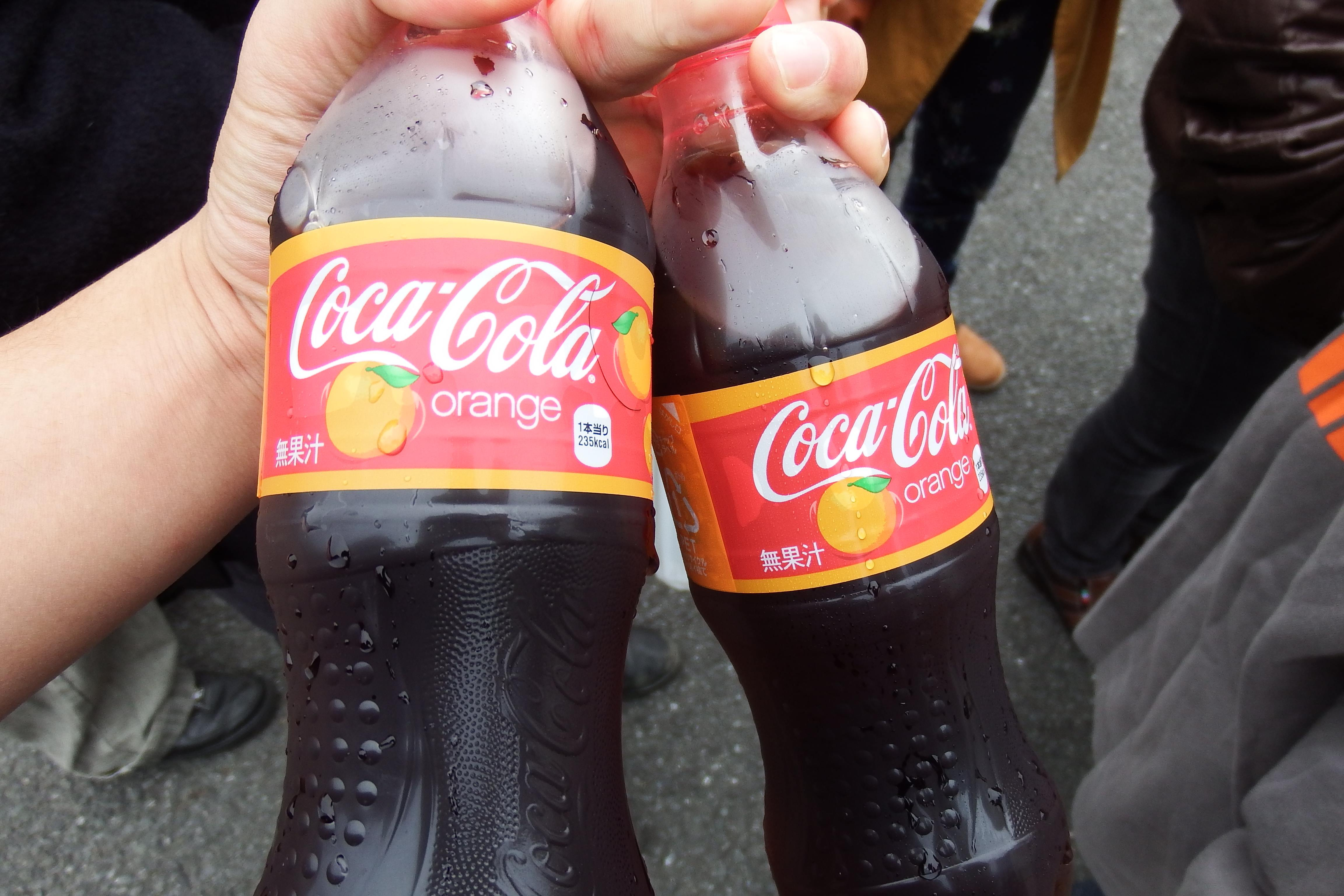 コカ・コーラオレンジ